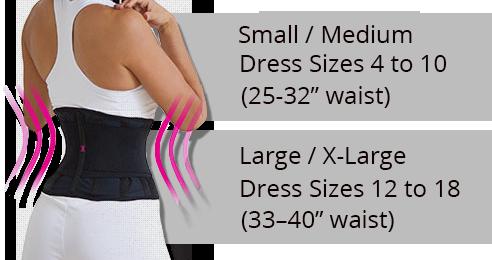 Miss Belt - Instant Hourglass Body Shaper