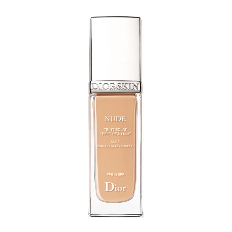 Diorskin Nude Skin Glowing Foundation