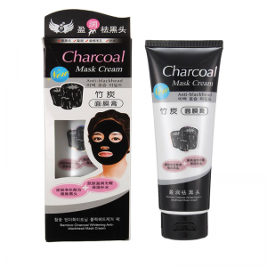 Charcoal Black Head Face Mask For Men & Women