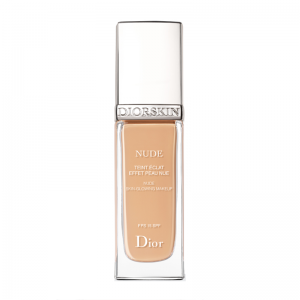 Diorskin Nude Skin Glowing Foundation