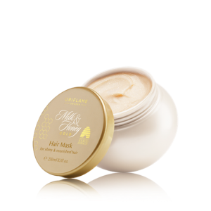 Oriflame Milk & Honey Gold Hair Mask - 31710