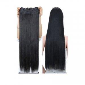Natural Black Hair Extensions for Women