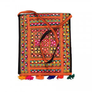 Colorfully Oriented Sindhi Culture Hand Bags